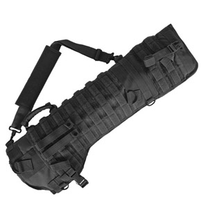 Tactical Assault Rifle Scabbard – Black
