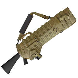 Tactical Assault Rifle Scabbard – Coyote